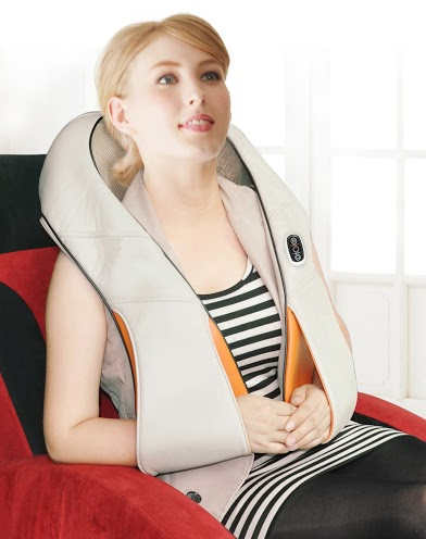 Carepeutic� Deluxe Swedish Shiatsu Full Body Massager