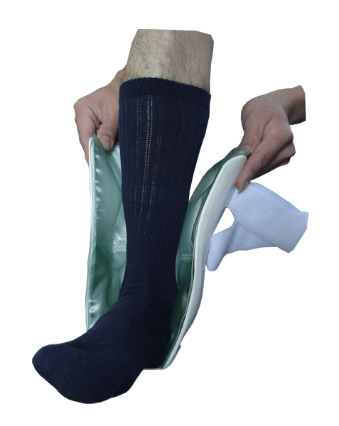 Carepeutic� Air-Gel Hot & Cold Ankle Brace